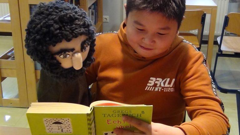 Bücher – nichts als Bücher!