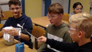 Chemie Schülerversuche