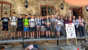 Ausflug zur Ruine Aggstein